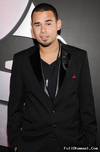 DJ Afrojack At Grammy Awards Red Carpet