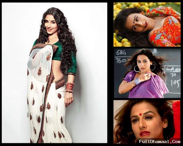 Vidya Balan And Veena Malik, As Silk Smitha