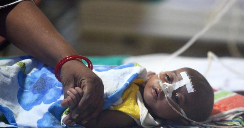49 children die in Farrukhabad