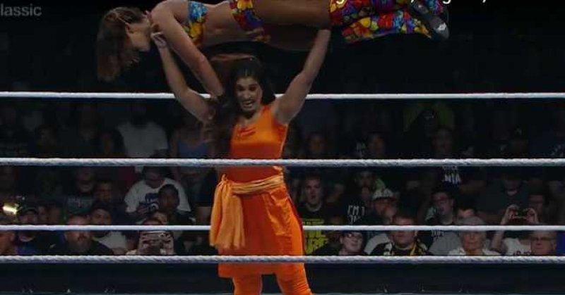 WWE में शामिल होने वाली पहली भारतीय महिला रेसलर-कविता देवी