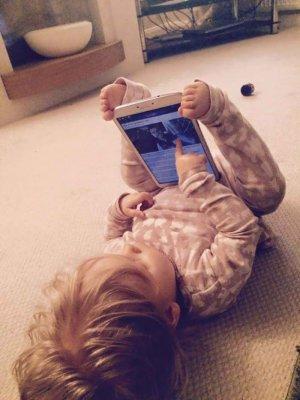 बच्चे नहीं... इलेक्ट्रॉनिक बच्चे!