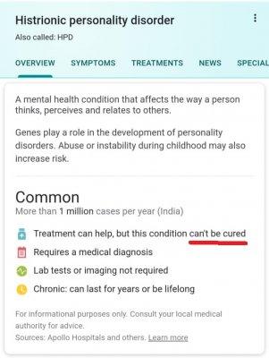 Disease of Arnab Goswami